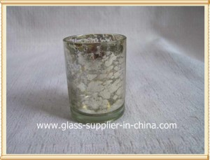Antique silvering glass