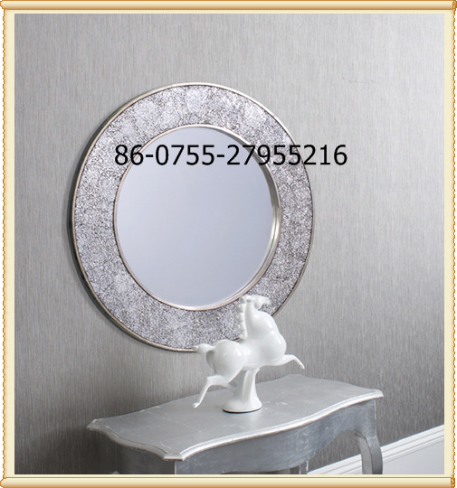 bathroom mosaic mirror